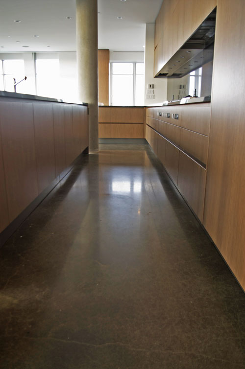 Polished Concrete For Victoria Basements