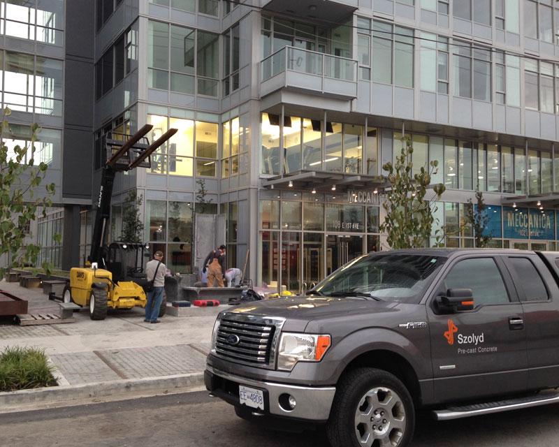 Meccanica, Vancouver BC