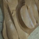 tan coloured concrete