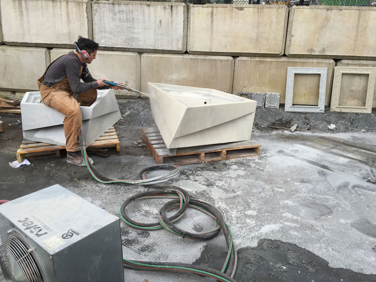 orlando florida ductal concrete