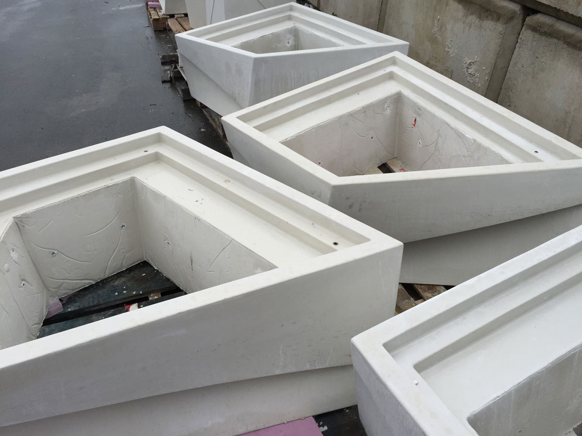 fort wayne ductal concrete