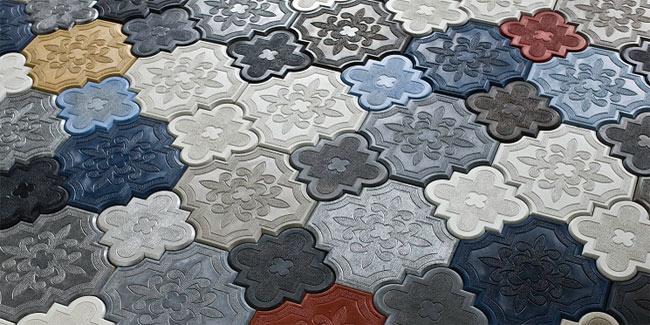 3d tiles colour