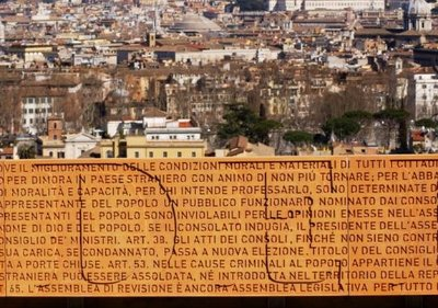 Rome constitution ductal
