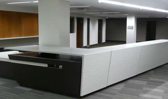 white ductal concrete