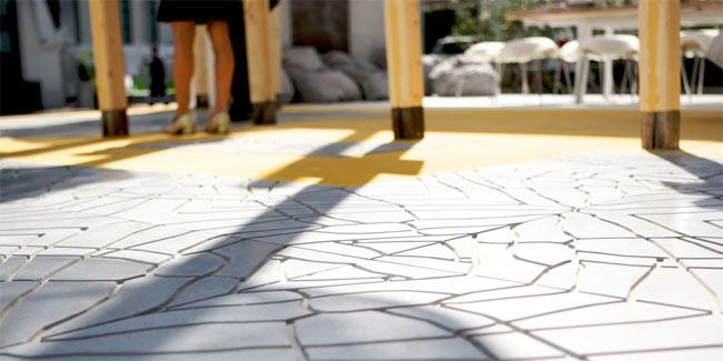 3d tiles concrete