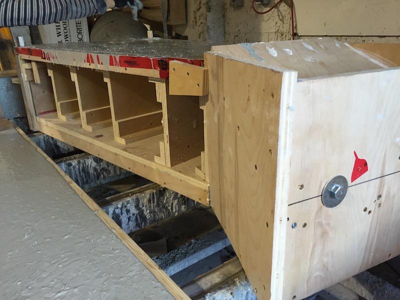 mold uhpc desk
