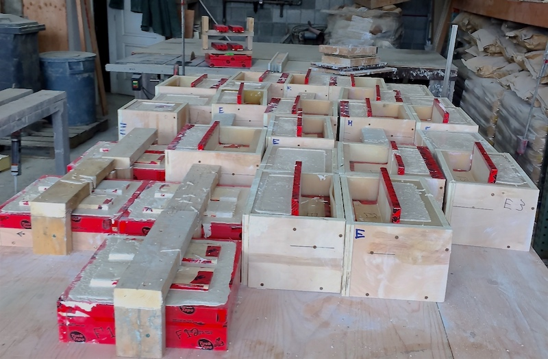 mdf positive for mold