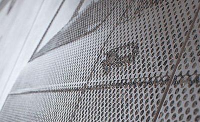 image on concrete